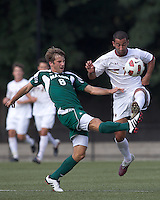 Boston College vs George Mason University August 26 2011