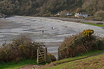 Gower Peninsula, Swansea, UK , 13th November 2020<br />
