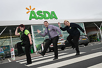 ASDA Long Service and Brownies Pizza