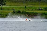 Frame 20: 30-H, 44-S spins out in turn 2   (Outboard Hydroplanes)   (Saturday)