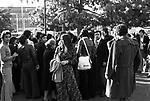 FUNERALI DI VITTORIO DE SICA- CHIESA SAN LORENZO FUORI LE MURA ROMA 1974