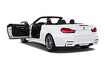Car images close up view of a 2020 BMW M4 Base 2 Door Convertible doors