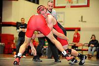Bridgewater-Raynham @ Brockton Varsity Wrestling