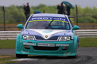 Round 4 of the 2002 British Touring Car Championship. #20 Phil Bennett (GBR). Petronas Syntium Proton. Proton Impian.