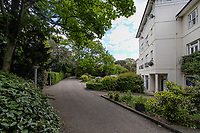 BNPS.co.uk (01202) 558833. <br /> Pic: Hamptons/BNPS<br /> <br /> A grand mews house that was home to Henry Tate's art collection before he gifted it to the Tate Gallery is on the market for £1.8m.<br /> <br /> Henry Tate Mews is part of the former mansion that belonged to the sugar merchant in the late 1800s for 25 years.<br /> <br /> What is now an impressive Grade II* listed double height reception room was his billiard room where he displayed famous Pre-Raphaelite works of art including John Everett Millais' Ophelia.<br /> <br /> The five-bedroom house, which is on the market with Hamptons, also has shared access to the beautiful six acres of gardens that include an orchard, folly and a listed grotto.