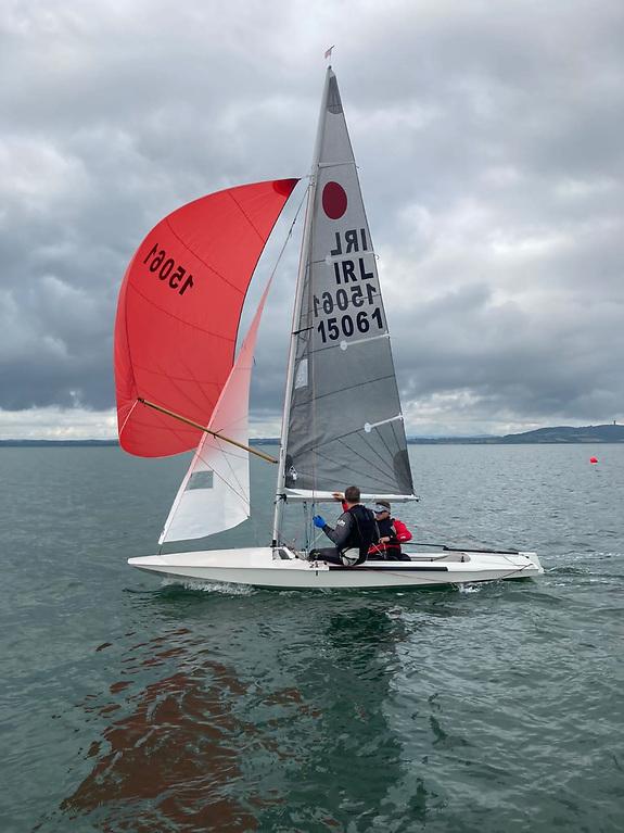 Butler & Oram Retain Fireball Ulster Championship Title at Newtownards Sailing Club
