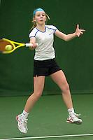 05-12-10, Tennis, Almere, Reaal WJC Masters, Janinne Hemmes