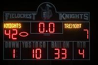 Varsity vs. Tremont 9/13/19