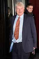 Stanley Johnson<br /> arriving for TRIC Awards 2018 at the Grosvenor House Hotel, London<br /> <br /> ©Ash Knotek  D3388  13/03/2018