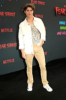 LOS ANGELES - JUN 28:  Brandon Spink at Netflix's Fear Street Triology Premiere at the LA STATE HISTORIC PARK on June 28, 2021 in Los Angeles, CA