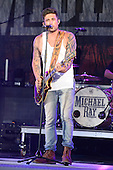 WEST PALM BEACH, FL - JUNE 04: Michael Ray performs at The Perfect Vodka Amphitheater on June 4, 2016 in West Palm Beach Florida. Credit Larry Marano © 2016