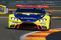 #98 ASTON MARTIN RACING (GBR) LMGTE AM ASTON MARTIN VANTAGE AMR - PAUL DALLA LANA (CAN) / AUGUSTO FARFUS (BRA) / MARCOS GOMES (BRA)