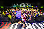 Taiwan Male Champion Yi-Hsun Li during the Wings for Life World Run on 08 May, 2016 in Yilan, Taiwan. Photo by Lucas Schifres / Power Sport Images