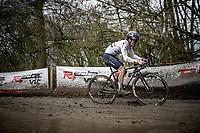 Tom Pidcock (GBR/Trinity)<br /> <br /> 2021 Flandriencross Hamme (BEL)<br /> Men's Race<br /> <br /> ©kramon