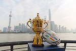 12Dec2014 - Rugby World Cup Trophy Tour - Shanghai