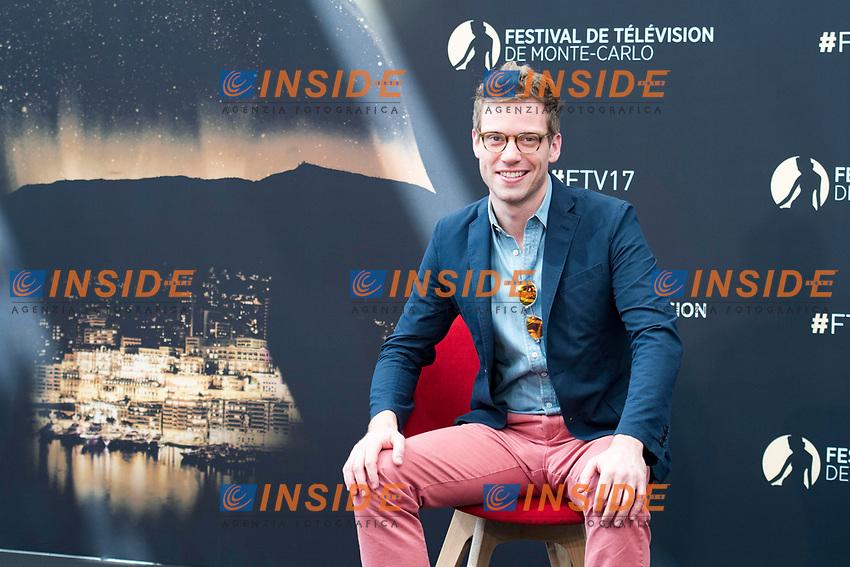 Barrett Foa (NCIS Los Angeles) Monaco - 17/06/2017<br /> 57 festival TV Monte Carlo <br /> Foto Norbert Scanella / Panoramic / Insidefoto