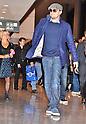 Leonardo DiCaprio Arrives in Japan