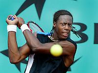 4-6-06,France, Paris, Tennis , Roland Garros, Gael Monfils