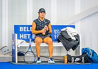 Amstelveen, Netherlands, 17  December, 2020, National Tennis Center, NTC, NK Indoor, National  Indoor Tennis Championships,   :  Demi Tran (NED) <br /> Photo: Henk Koster/tennisimages.com