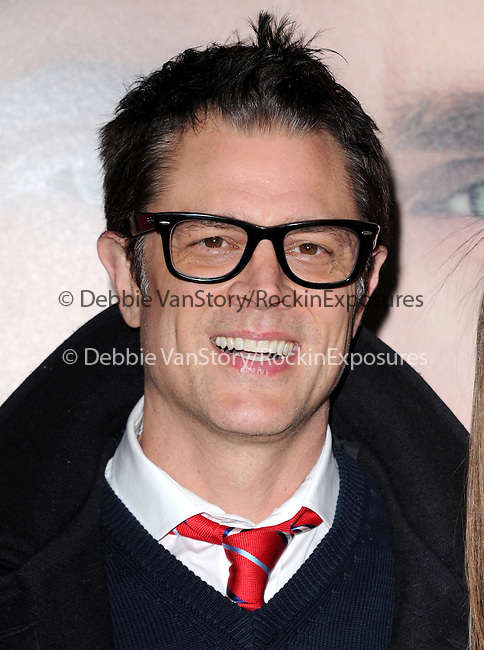 "LOS ANGELES, CA - December 12: Johnny Knoxville arrives at The Warner Bros' Pictures L.A. Premiere of ""her"" held at The DGA in West Hollywood, California on December 12,2013                                                                               © 2013 Hollywood Press Agency"