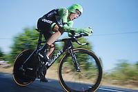 Robert Gesink (NLD)<br /> <br /> Tour de France 2013<br /> stage 11: iTT Avranches - Mont Saint-Michel <br /> 33km