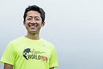 2015 Japan Track Male Champion Kazuhiko Oki