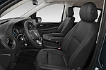 Front seat view of 2021 Mercedes Benz Vito-Tourer - 5 Door Passenger Van Front Seat  car photos