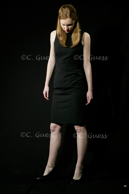 Head and full body shots for Christina Urch