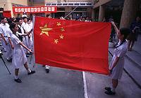 Hong Kong Pro-China School