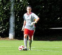 Supercup seizoen 2011 - 2012 ; Kampioen Standard Femina tegen Bekerwinnaar Waasland Beveren Sinaai Girls : Chloe Bellavia.foto DAVID CATRY / Vrouwenteam.be