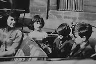 London, UK. Judy Campbell, the mother of Jane Birkin.