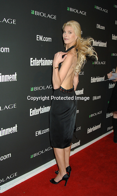 Beth Ostrosky ..arriving at The 12th Annual Entertainment Weekly Oscar Party on March 5, 2006 at Elaine's. ..Robin Platzer, Twin Images