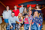 Trica Burke from Tralee celebrating her 18th birthday in Ristorante Uno on Monday night..<br /> Seated l to r: John Conway, Trica Burke, Shane Burke, David Roche and Lisa Hallissey.<br /> Standing l to r: Ciara Larkin, Angela Conway, Nakkika Hallissey, Shane Burke, Page Burke Hallissey and Leanne Russell