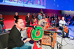 Berlin-Germany - May 18, 2014 -- International Trade Union Confederation - 3rd ITUC World Congress 'Building Workers' Power'; here, rehearsal of the opening ceremony -- Photo: © HorstWagner.eu / ITUC