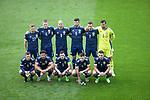 22.06.2021 Croatia v Scotland: Scotland team