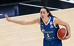 Semifinal de la Copa de la Reina de Baloncesto 2021.<br /> UNI Girona - Perfumerias Avenida.<br /> 6 de marzo de 2021.<br /> Valencia - España.