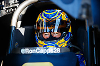 Jul 28, 2017; Sonoma, CA, USA; NHRA funny car driver Ron Capps during qualifying for the Sonoma Nationals at Sonoma Raceway. Mandatory Credit: Mark J. Rebilas-USA TODAY Sports
