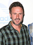 David Arquette at the launch of the adidas Originals by Originals David Beckham on Melrose Avenue in Los Angeles, California on September 30,2009                                                                   Copyright 2009 DVS / RockinExposures