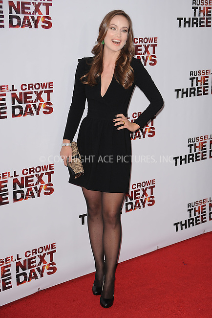 WWW.ACEPIXS.COM . . . . . .November 9, 2010...New York City...Olivia Wilde attends New York Special Screening of Lionsgate's New Film The Next Three Days at the Ziegfeld Theater on November 9, 2010 in New York City....Please byline: KRISTIN CALLAHAN - ACEPIXS.COM.. . . . . . ..Ace Pictures, Inc: ..tel: (212) 243 8787 or (646) 769 0430..e-mail: info@acepixs.com..web: http://www.acepixs.com .