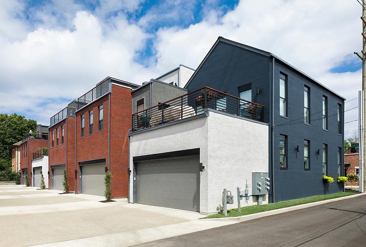 Townhaus | Jonathan Barnes Architecture & Design