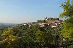 Italien, Piemont, Weinberge und Weinort Sala Monferrato   Italy, Piedmont, vineyards around Sala Monferrato