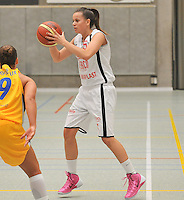 Dames Basket Waregem DBC : Inesa Visgaudaite<br /> foto VDB / Bart Vandenbroucke