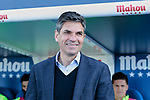 CD Leganes's coach Mauricio Pellegrino during La Liga match, Round 25 between CD Leganes and Valencia CF at Butarque Stadium in Leganes, Spain. February 24, 2019. (ALTERPHOTOS/A. Perez Meca)