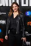 Ana Ruiz attends to La Caza. Monteperdido premiere at Capitol cinema in Madrid, Spain. March 12, 2019. (ALTERPHOTOS/A. Perez Meca)