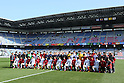 Football/Soccer: Next Generation Match U-18 J.League Selection 1-2 Japan High-school Selection