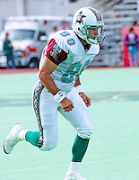 Billy Hess San Antonio Texans 1995. Photo John Bradley