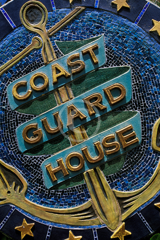 California, Point Arena, Arena Cove, Coast Guard House