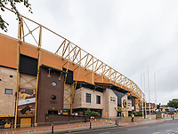 Molineux Stadium - Wolverhampton - Ground view<br /> <br /> Photographer David Horton/CameraSport<br /> <br /> The Premier League - Wolverhampton Wanderers v Fulham - Sunday 4th October 2020 - Molineux Stadium - Wolverhampton<br /> <br /> World Copyright © 2020 CameraSport. All rights reserved. 43 Linden Ave. Countesthorpe. Leicester. England. LE8 5PG - Tel: +44 (0) 116 277 4147 - admin@camerasport.com - www.camerasport.com