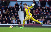 Sunday 07 December 2014<br /> Pictured: Adrian goalkeeper for West Ham <br /> Re: Premier League West Ham United v Swansea City FC at Boleyn Ground, London, UK.