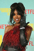 LOS ANGELES, CA - OCTOBER 13: Kelly Rowland at the Special Screening Of The Harder They Fall at The Shrine in Los Angeles, California on October 13, 2021. Credit: Faye Sadou/MediaPunch